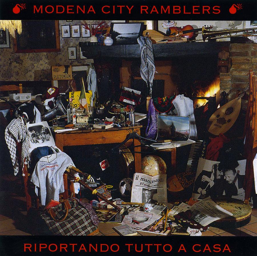 modena city ramblers riportando tutto a casa